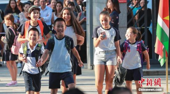北京校園安全新規:學校周邊200米內建立學生安全區域