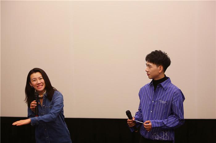 《声临其境3》看片会刘琳自爆爱看搞笑视频