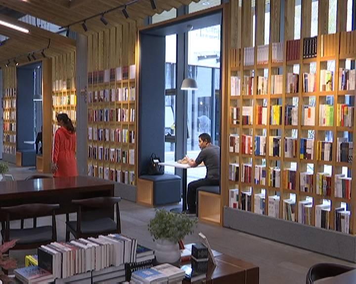 高新區(江海區) 龍溪湖閱讀中心今起免費對外開放