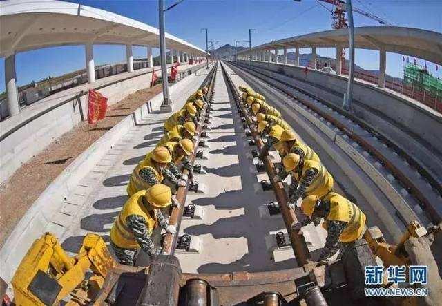 广东省今年将要新开工12个高铁项目