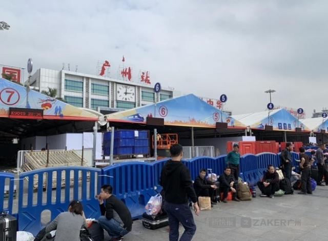 广州火车站:提前两小时到站已足够