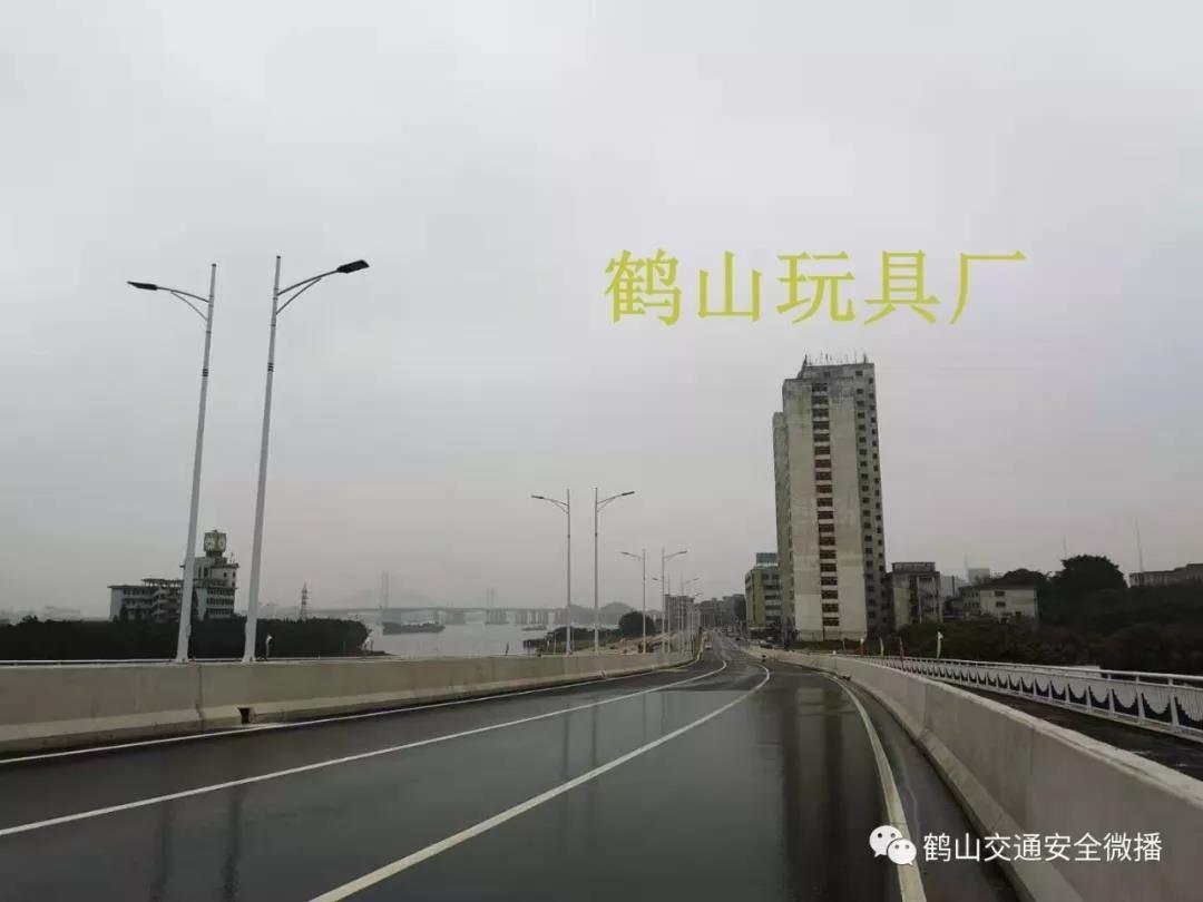鹤山谷埠新区规划图