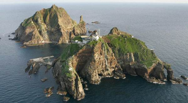韩强烈抗议日本主张争议岛屿主权 促日方正视历史