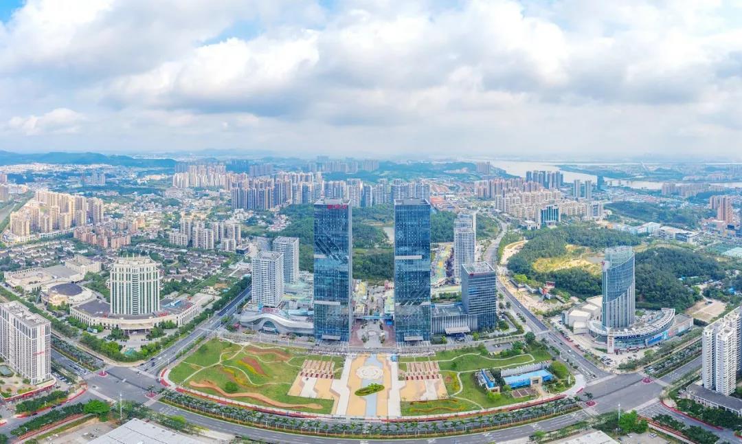 2019年江门市GDP达3146.64亿元!