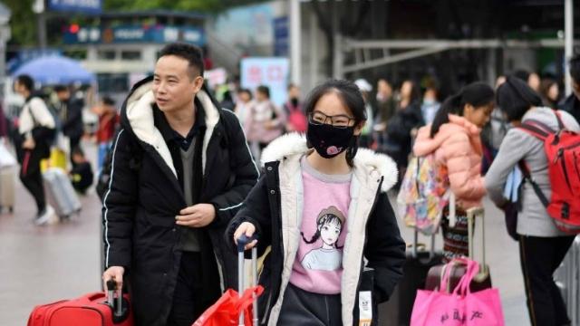 省教育廳:引導師生盡量不要去武漢