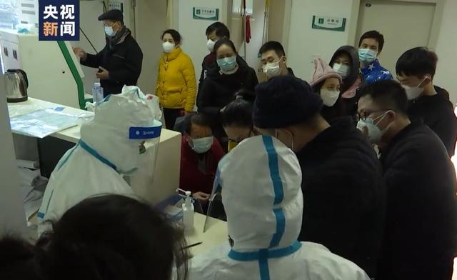 记者探访肺炎隔离区