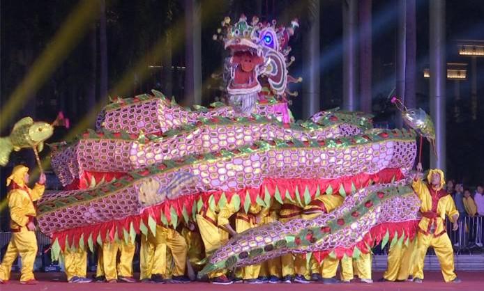 2020央视春节戏曲晚会年初一首播 江门分会场展播节目年初七播出