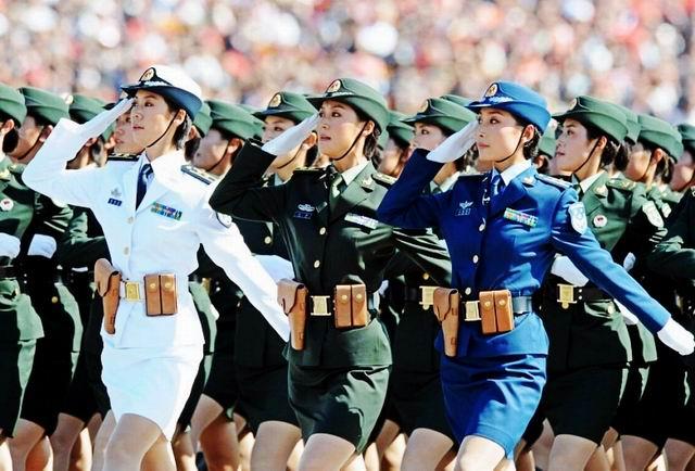 女兵征集工作全面展开 年龄放宽至二十三周岁