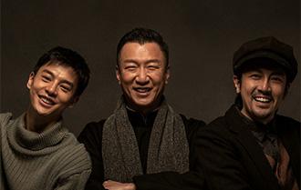 孙红雷新剧《新世界》定档