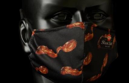 美國推出培根味口罩