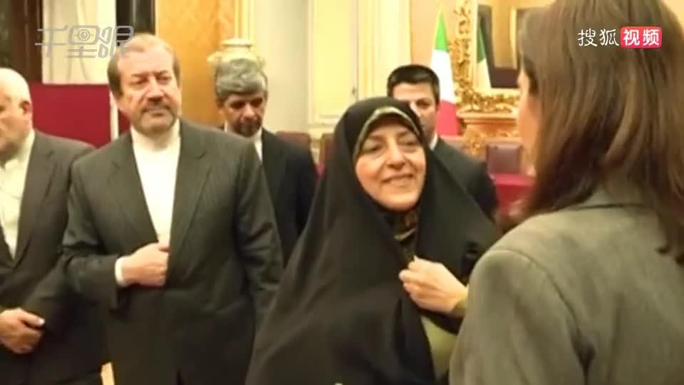 伊朗副總統確診感染新冠病毒