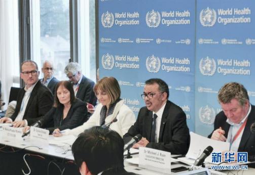 世卫组织总干事:新冠病毒疫苗有望在18个月内就绪