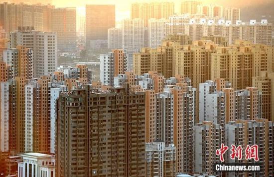 1月一線城市商品住宅銷售價格上漲