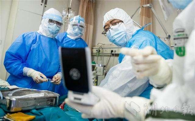 武汉将为确诊感染的医务工作者家庭发放慰问金