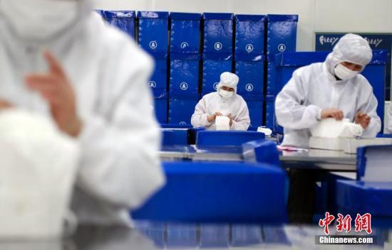 国资委:央企加紧研制口罩机 近期将量产