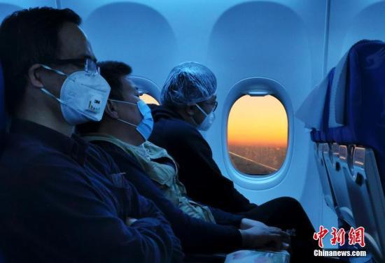 航空客座率下降近一半