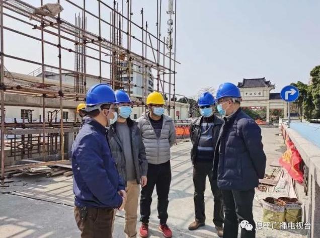 【关注】谢超武、刘兵督查重大项目建设和企业复工复产工作