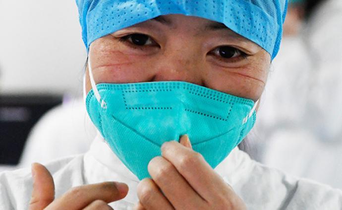 这项成果让一线医护人员告别口罩勒痕,减少感染风险