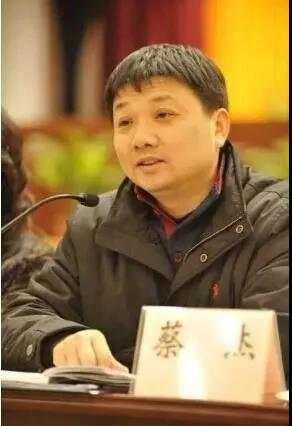 武汉市委原常委、秘书长蔡杰被双开