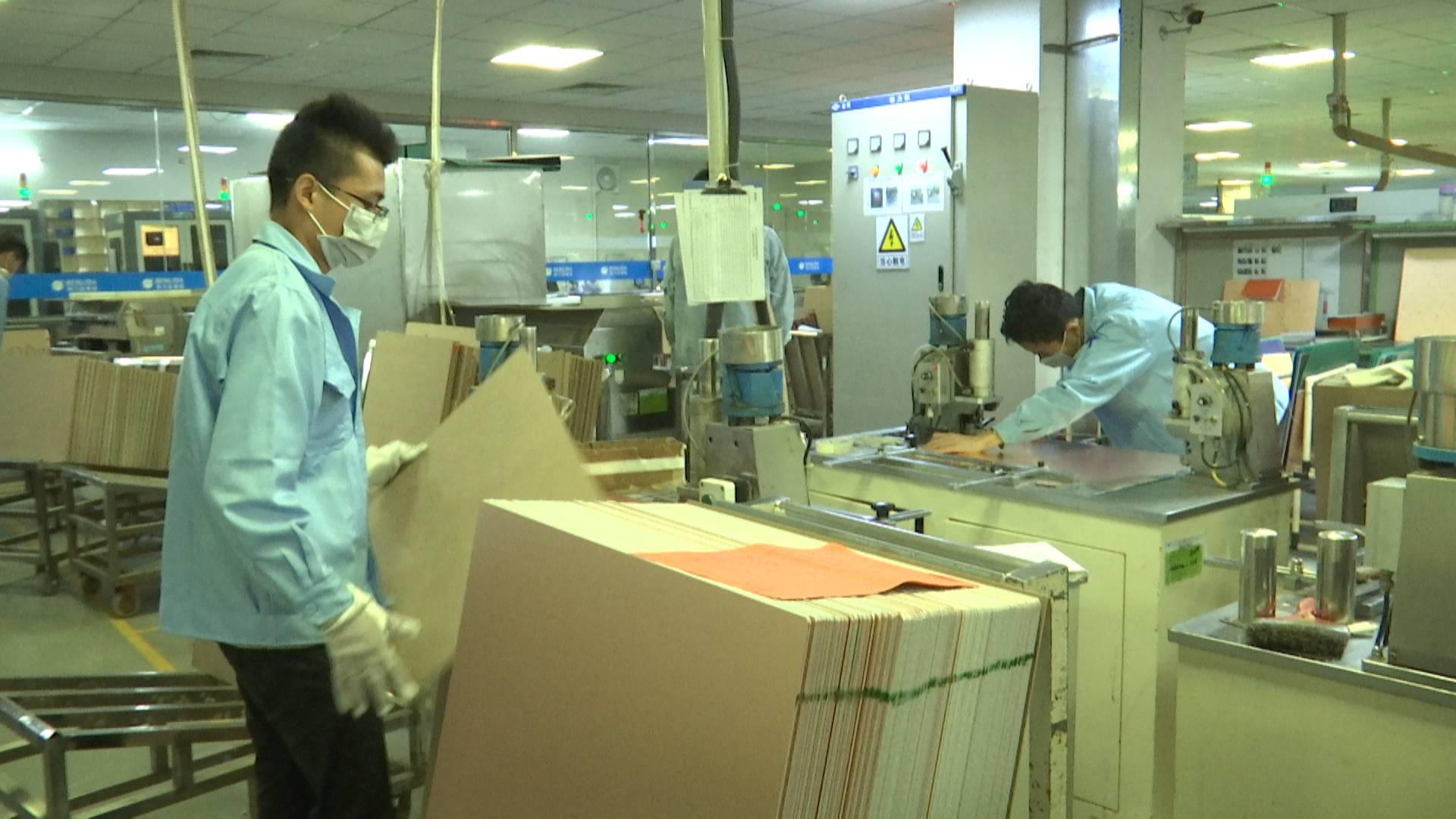 江門疫情防控物資企業復工復產 提速交付馳援疫區