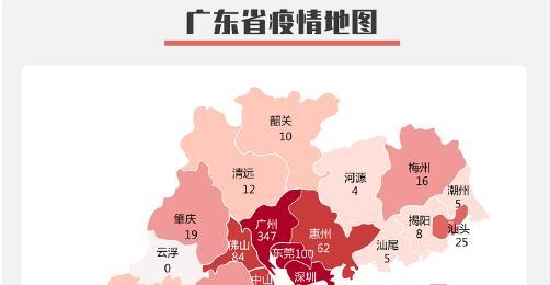 广东新增确诊病例1例 出院10例