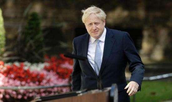 英首相约翰逊确诊感染新冠病毒 已进行自我隔离