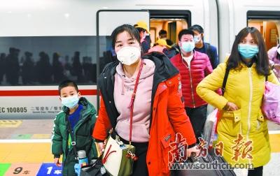 广东到武汉高铁恢复