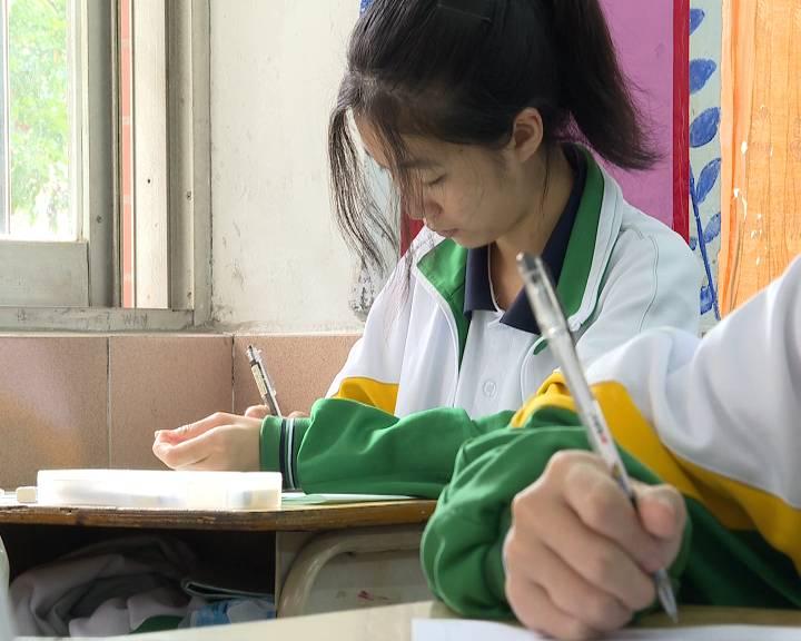 今年中考江门使用省统一命题试卷 时间和计分方法有调整