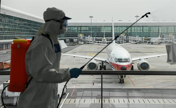 武汉天河机场正式复航