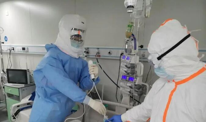 最后一支广东援汉医疗队将在雷神山ICU完成任务后撤回