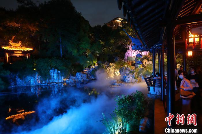 南京瞻園粉墨流芳