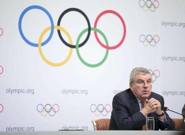 国际奥委会主席巴赫:若东京奥运会明年无法举办,将被取消