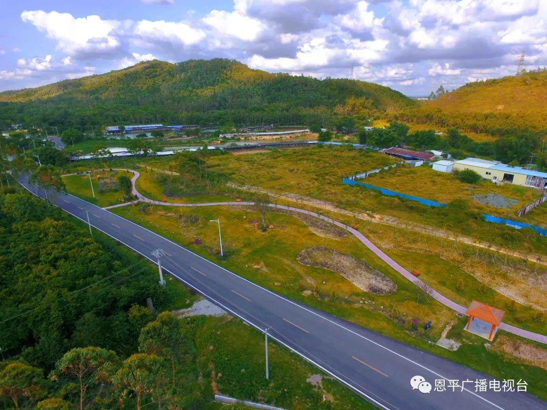 【给力】事关恩平农村公路!这些管理站挂牌成立