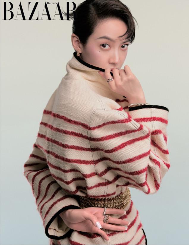 宋茜全新演绎经典时尚