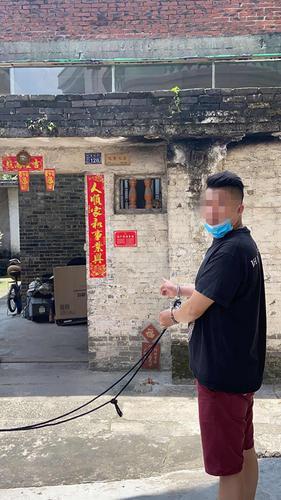 """鹤山一男子因打架被抓 同事却假借""""捞人""""骗钱"""