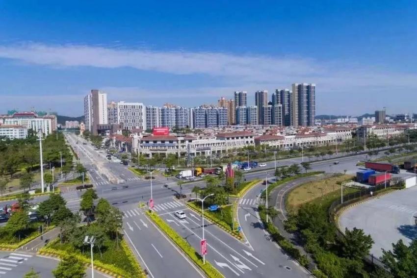 高新区(江海区)城建品质提升 楼市乘势发力