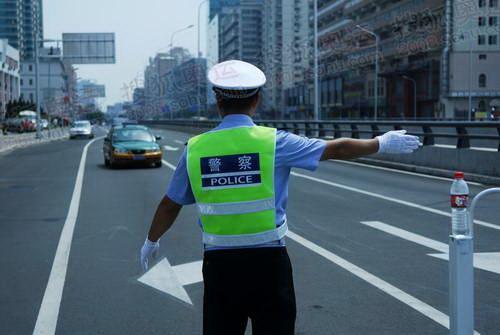 司机注意!江门大道辅道一路段将实施交通管制