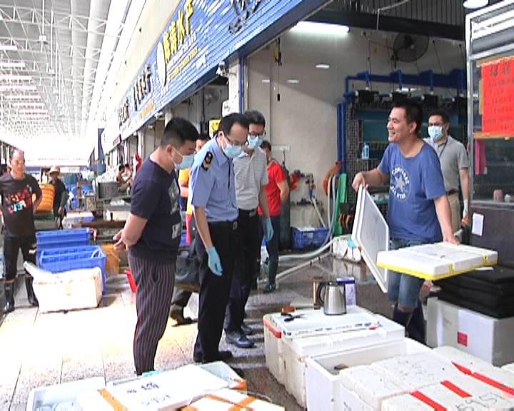 江門:緊急排查厄瓜多爾進口凍蝦 暫未發現相關問題商品