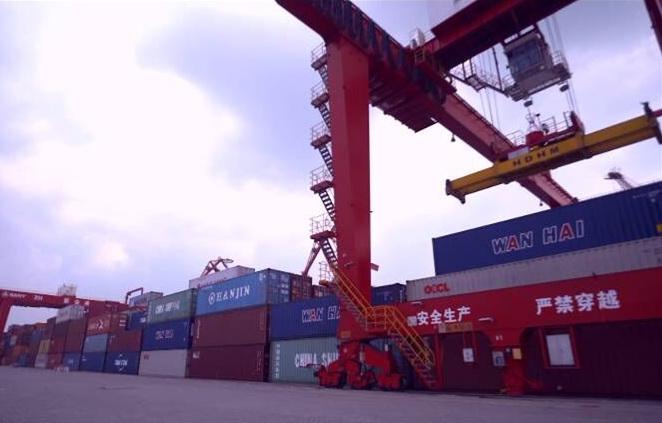 江门大广海湾保税物流中心(B型)起航 开放型经济再添新引擎
