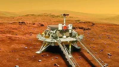 轉運成功!我國首次火星探測任務即將正式啟航
