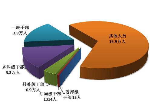 紀檢監察機關2020年上半年處分省部級干部13人