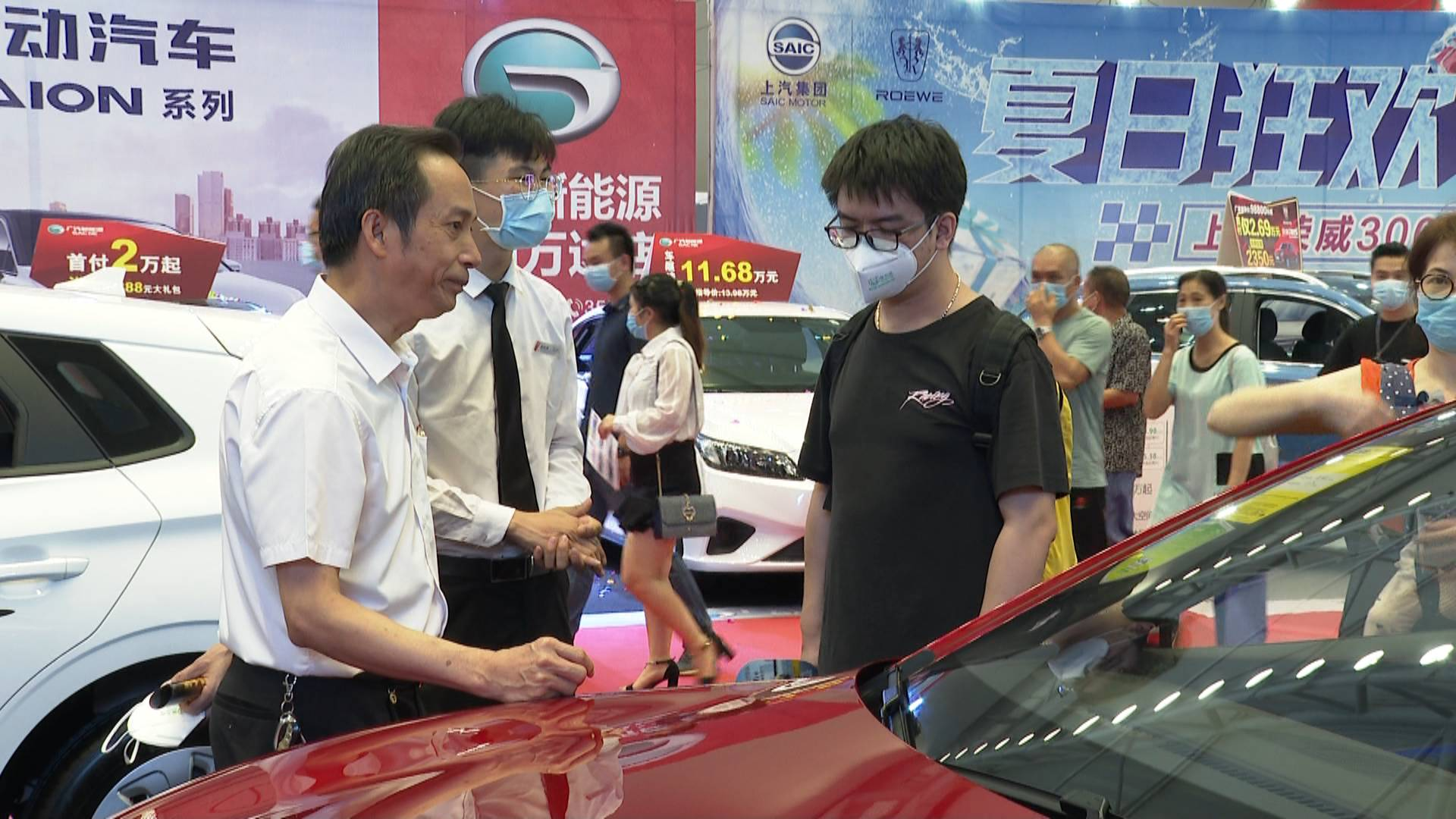2020江門汽車特惠節:多項購車優惠疊加 刺激市民購車消費