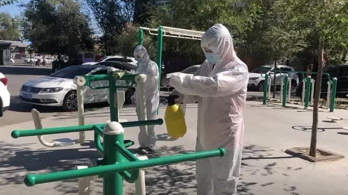 國家衛健委:昨日新增確診22例,本土16例均在新疆