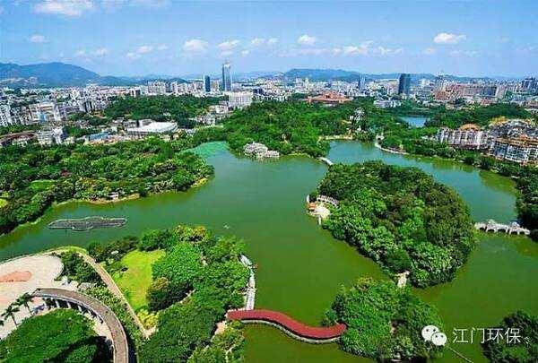 廣東省2019年度河湖長制工作考核結果出爐 江門連續兩年名列第一