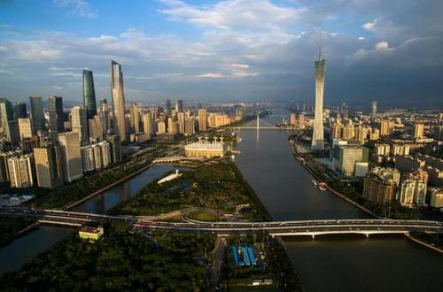 廣州宜居程度居內地一線城市首位