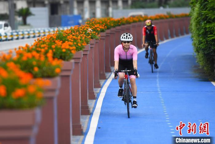 重慶打造城市陽臺