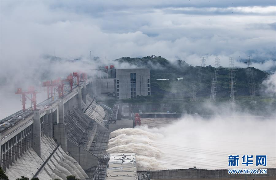 长江2020年第3号洪水形成 细化应对