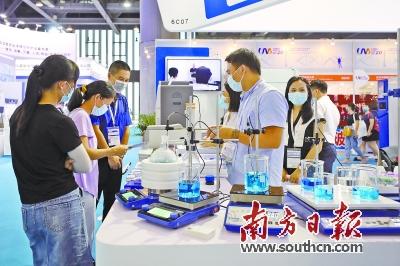 廣東舉辦研討會聚焦新冠病毒分析測試技術與產品