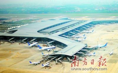 广州加速国际综合交通枢纽建设 高铁有望驶入白云机场T3航站楼