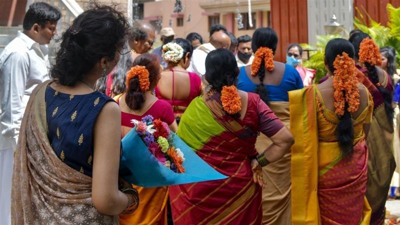 印度婚礼暴发超级传播